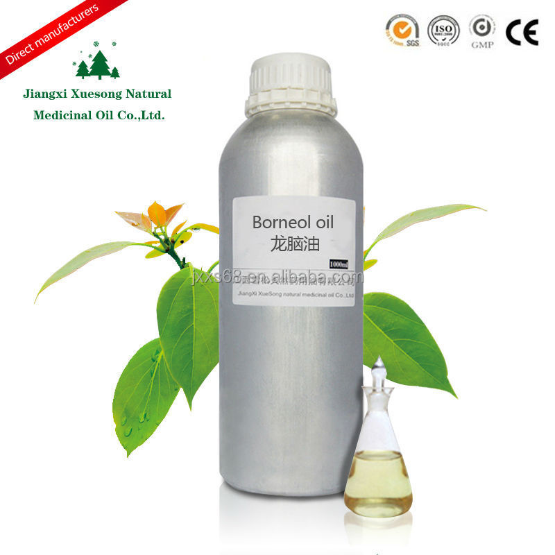 natural borneol oil extracted from cinnamomum camphora oil