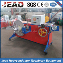 Automatic cable coiling machine for cable/wire