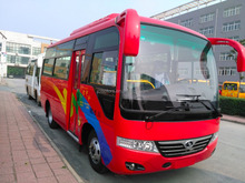 Low Cost Micro Bus 6602 with Factory Price for Sale