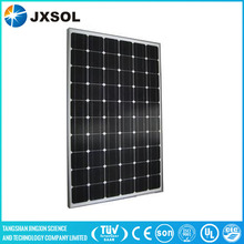 2016 Hot sale 240W monocrystalline solar panel/panel solar/PV modules price per watt from China factory directly