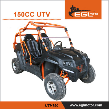 New EGLMOTOR 2017 UTV 150CC 4 wheel 2 seats