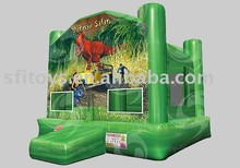 Dinosaur type inflatable bouncer inflatable dinosaur bouncer popular dinosaur jumper