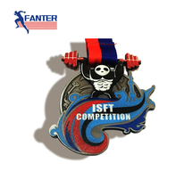 Good Market supplies cheap plated sports medal Decorative Metal Edging