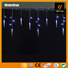 100L 2.5M LED Icicle Dripping Light Christmas Light Holiday Decoration Light
