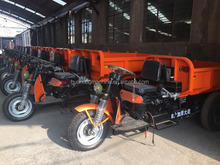 China supplier diesel engine tricycle / three wheels dumper tricycleb for sale