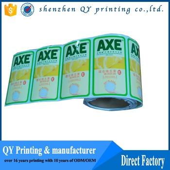 Custom Printed Adhesive Sticker Label SheetAdhesive Vinyl Sticker - Custom printed vinyl stickers