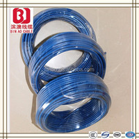 RV 300V/500V Copper single-core non-sheathed cable with flexible conductor used for internal wiring flat electrical wire