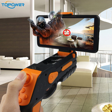Idrop Bluetooth Smartphone Shooting Game Hand Gun - Hot Toys For Christmas 2017