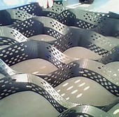 Top Manufacturer Geocell Lattice for Bangladesh