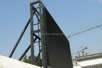 Low price crazy Selling steel led structure billboard design