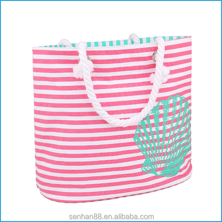 Trade assurance supplier wholesale fashion handbag beach tote bag