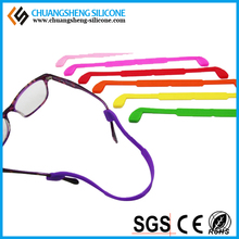 No harm to human silicone strap,kids glasses cord