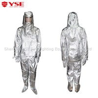 Fireman safety Firefighters fire protective aluminum clothing