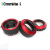 Commlite Aluminum Colorful AF Macro Extension Tube for Canon lenses