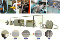 Automatic Car Battery Manufacturing Machines Lead Strip Production Line