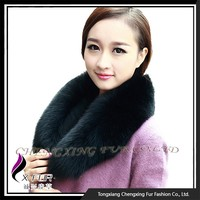 Collar-f11 Hot Selling Fox Fur Collar For Jacket