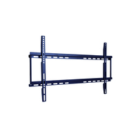 Manufacturer wholesale simple installation fixed slim metal lcd led plasma tv bracket mount for 40 - 70