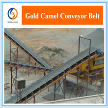 multi polyester fabric rubber conveyor belt for gravel and sand
