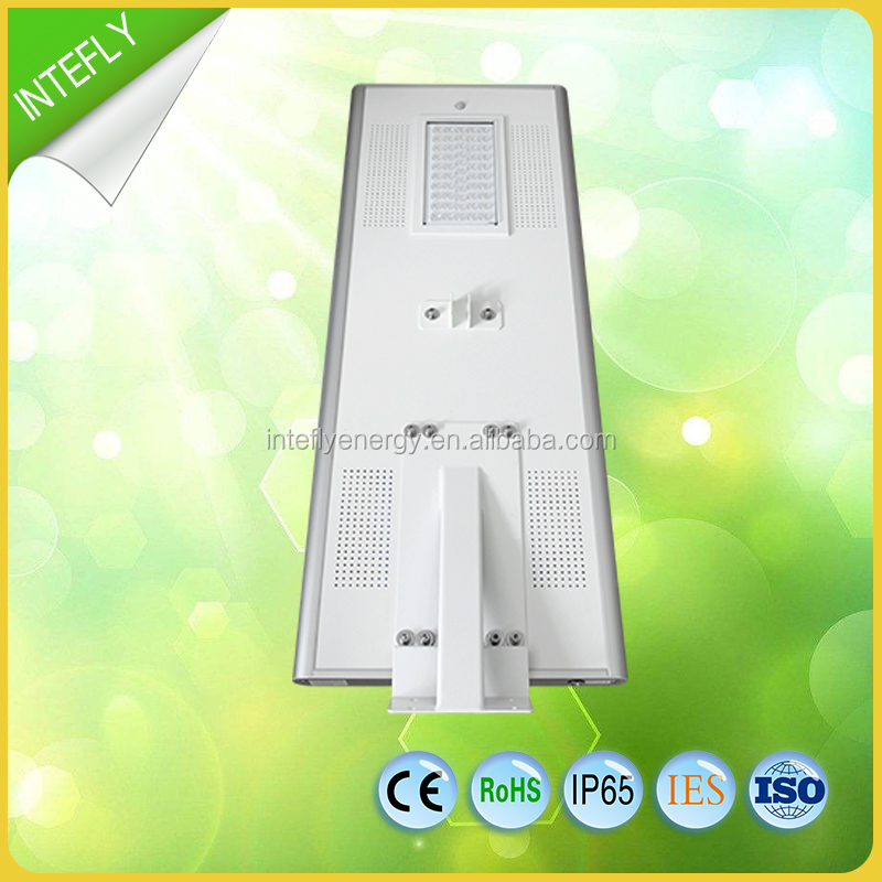 Adjustable Street Led Lights Integrated Solar