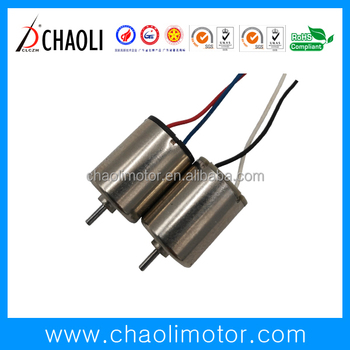 10mm small coreless motor CL-1013 for aircraft servo