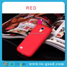 New Arrival Alibaba China Cellphone Accessories Soft PP Case For Samsung Galaxy S4 GT-I9500 (Red)