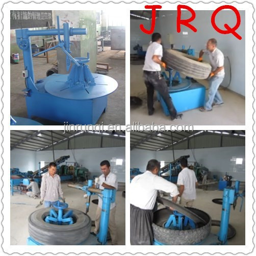 30% Energy saving rubber powder production of waste tire recycling line