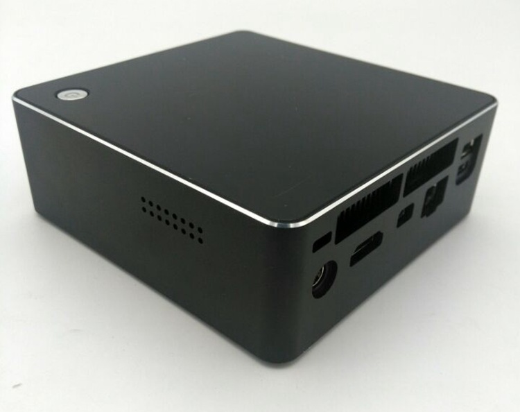 Intel Kayby Lake  I5 8250U cpu NUC cute size with HD/DP/Type C 4K mini pc