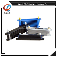 aluminum universal engine car oil cooler,hydraulic oil cooler price