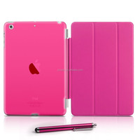 Magnetic Smart Leather Cover + Back Case for Apple iPad 2 3 4 air air 2 mini 1 2 3