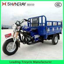gas powered motorcycle truck 3-wheel tricycle use for cargo