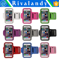 New Running Ulta Slim High Quality Flashing Led Phone Armband For Phone Armband