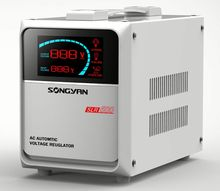 Full Automatic Compensated Voltage Stabilizer, mini egg incubator line voltage temperature regulator, slim auto 120w