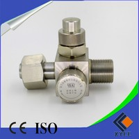 wholesale Standard SF6 Auto-sealing Valve easy to use, reliable sealing.