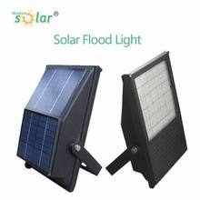 Wholesale China Made Solar Powered Rechargeable Floodlight with 84pcs Led
