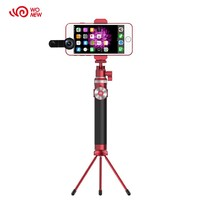 New 360 degree rotating bluetooth kingkong selfie stick monopod
