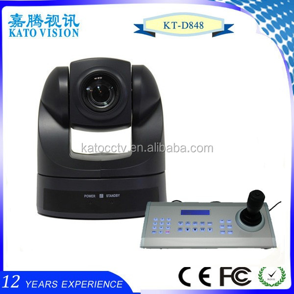 XUXX HD Video 18X 360 Degree 3X Video Player Video Conference Camera For Telepresent