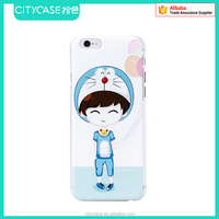 CITY&CASE beautiful girl hard plastic cell phone case for iPhone 6 6s