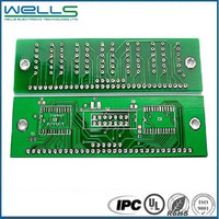 94V0 double sided FR4 pcb printed circuit board