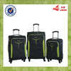 Classical Design EVA Trolley Luggage Sets Travel Bags Hot Sale 4 Wheels Nylon Bags Wholesale