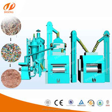 High recycling rate!!!copper wire recycling machine/cable wire recycling machine/copper wire stripping machine