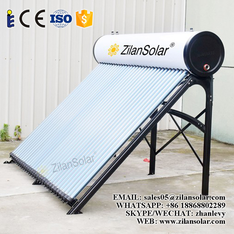 High quality 300 liter solar water heater