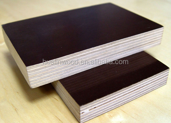 9 layers 15 mm film faced plywood/wbp glue plywood/more than 12 times use life