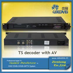 2014 Hot Sale MPEG-2 Strong Decoder