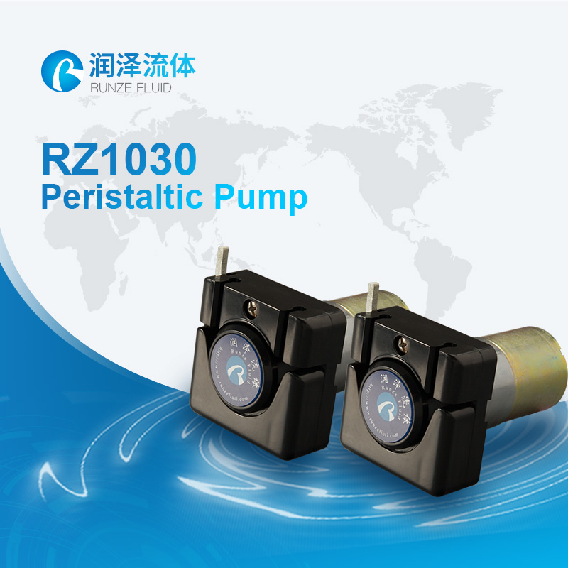 RZ1030 low price chemical dosing ac motor peristaltic pump