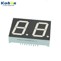 Well know it fine quality 2 digit 1.0inch common anode red color 7 segment LED display