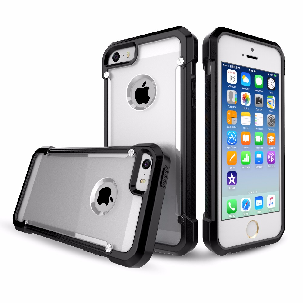 Newest Design Shockproof Case for iPhone 5 SE for iPhone 5se Case