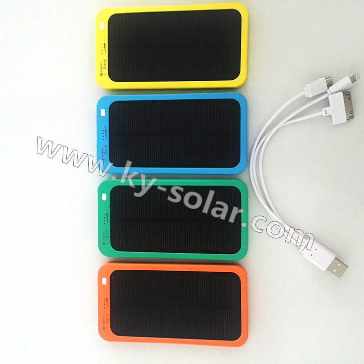 2016 NEW arrival USB Charger solar charger