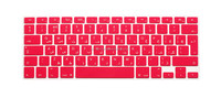high quality colorful Thai/Arabic/EU Version keyboard cover for macbook pro