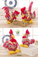 kid baby Lovely soft chicken toys /stuffed rooster toys for sale