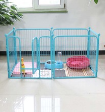 Outdoor Pet Play Pen Kennel For Dogs Retractable Dog Fence